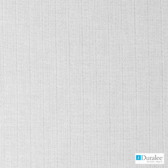 Duralee - Dd61485-130 - Antique White  | Curtain & Curtain lining fabric - Grey, Plain, Silver, White, Stripe, Synthetic