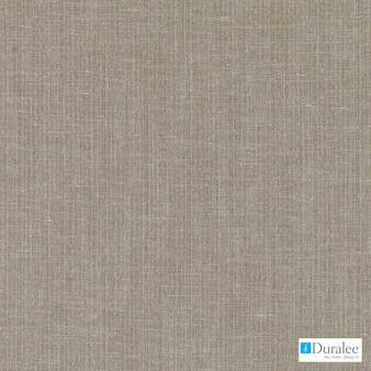 Duralee - Dd61485-155 - Mocha  | Curtain & Curtain lining fabric - Brown, Plain, Stripe, Synthetic, Dry Clean