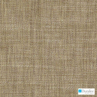 Duralee - Dd61542-247 - Straw  | Curtain Fabric - Beige, Brown, Fire Retardant, Plain, Synthetic, Standard Width, Strie