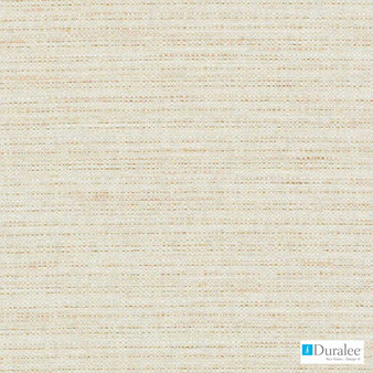 Duralee - Dd61681-494 - Sesame  | Curtain Fabric - Beige, Fire Retardant, White, Synthetic, Dry Clean, White, Strie