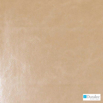 Duralee - Df16136-494 - Sesame  | Upholstery Fabric - Beige, Fire Retardant, Leather, Plain, Synthetic, Standard Width