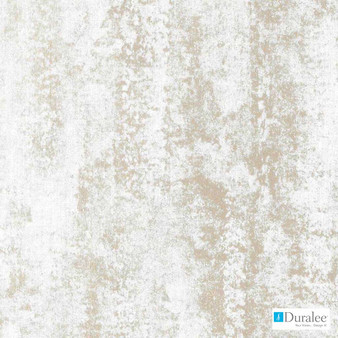 Duralee - Di61687-625 - Pearl  | Curtain & Upholstery fabric - Beige, Grey, Silver, Dry Clean, Whites, Abstract, Fibre Blend, Standard Width