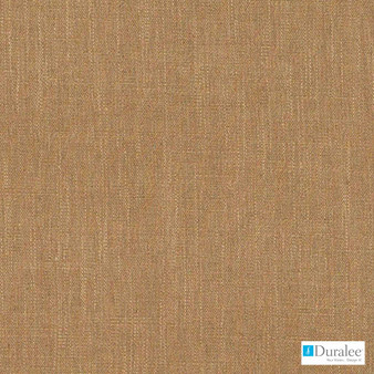 Duralee - Dk61782-106 - Carmel  | Curtain & Upholstery fabric - Fire Retardant, Plain, Linen and Linen Look, Synthetic