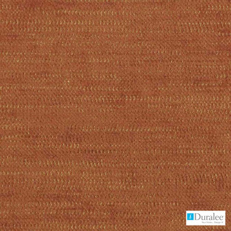 Duralee - Dn15826-107 - Terracotta  | Upholstery Fabric - Stain Repellent, Fire Retardant, Plain, Terracotta, Synthetic