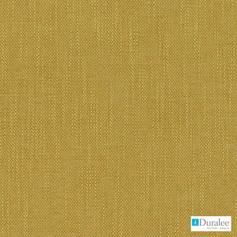 Duralee - Dn16332-6 - Gold  | Upholstery Fabric - Gold,  Yellow, Plain, Slub, Synthetic, Standard Width, Strie