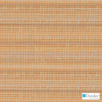 Duralee - Dn16339-394 - Mango    Upholstery Fabric - Stripe, Synthetic, Standard Width
