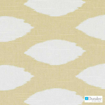 Duralee - Dp61380-610 - Buttercup  | Curtain & Upholstery fabric - Beige, Gold, Yellow, Mid Century Modern, Dry Clean, Geometric, Abstract, Natural