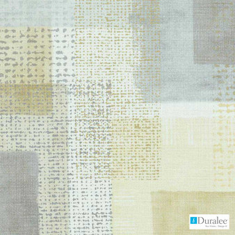 Duralee - Dp61535-435 - Stone  | Curtain Fabric - Dry Clean, Geometric, Abstract, Natural, Print, Natural Fibre, Standard Width
