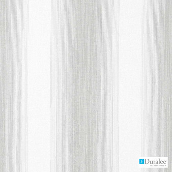 Duralee - Ds61250-435 - Stone  | Curtain & Curtain lining fabric - Fire Retardant, Stripe, Wide-Width, Silver, Dry Clean, Whites, Strie, Strie