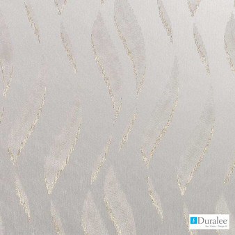 Duralee - Ds61651-6 - Gold  | Curtain & Curtain lining fabric - Fire Retardant, Gold,  Yellow, Grey, White, Stripe, White