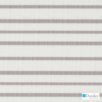 Duralee - Ds61763-159 - Felicia - Dove  | Curtain & Curtain lining fabric - Beige, Fire Retardant, Silver, Stripe, Synthetic