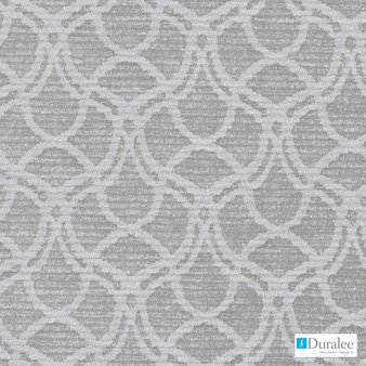Duralee - Du15912-15 - Grey  | Upholstery Fabric - Fire Retardant, Grey, Silver, Fibre Blends, Chenille, Dry Clean