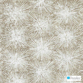Duralee - Dw16004-587 - Latte   Upholstery Fabric - Beige, Dry Clean, Abstract, Stars, Standard Width