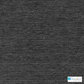 Duralee - Dw16157-79 - Charcoal | Upholstery Fabric - Black, Charcoal, Dry Clean, Strie, Texture, Fibre Blend, Standard Width