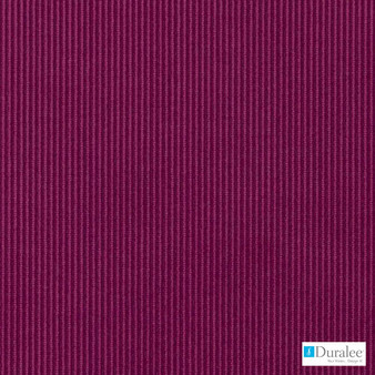 Duralee - Dw16161-165 - Bourdeaux | Curtain & Upholstery fabric - Pink, Purple, Stripe, Dry Clean, Corduroy, Tone on tone, Standard Width