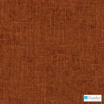 Duralee - Dw16208-107 - Terracotta | Upholstery Fabric - Fire Retardant, Brown, Terracotta, Dry Clean, Plain, Slub, Strie, Standard Width