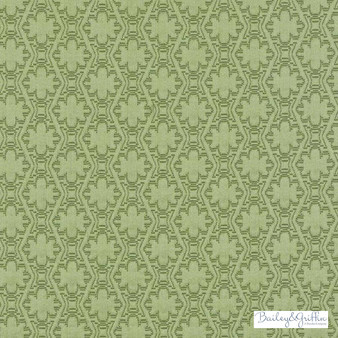 Bailey Griffin - 190240H-303 - Paloma Matelasse - Fern  | Upholstery Fabric - Fire Retardant, Green, Contemporary, Dry Clean, Geometric, Natural