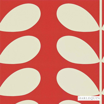 Harlequin Giant Stem 110391  | Wallpaper, Wallcovering - Floral, Garden, Harlequin, Midcentury, Domestic Use