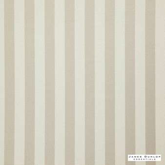 James Dunlop Essentials - Ahead - Ivory - 12653-107  | Curtain & Upholstery fabric - Beige, Brown, Stripe, Natural, Natural Fibre, Standard Width