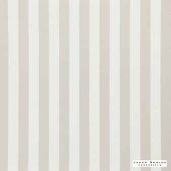 James Dunlop Essentials - Ahead - Limestone - 12653-110  | Curtain & Upholstery fabric - Grey, Stripe, Natural, Natural Fibre, Standard Width