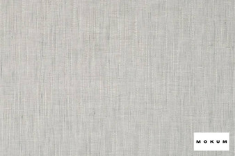 Mokum - Rhythm - Mist - 12551-415  | Curtain & Curtain lining fabric - Grey, Wide-Width, Whites, Natural, Pattern, Strie, Texture, Natural Fibre