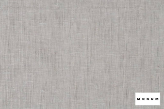Mokum - Rhythm - Silver - 12551-662  | Curtain & Curtain lining fabric - Grey, Wide-Width, Silver, Natural, Pattern, Strie, Texture, Natural Fibre