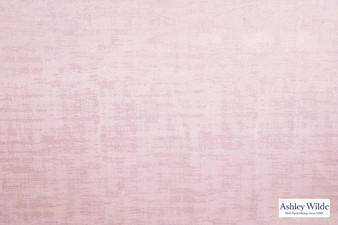 Ashley Wilde - Dakota - Dakota Rose  | Curtain & Upholstery fabric - Pink, Purple, Velvets, Plain, Texture, Standard Width