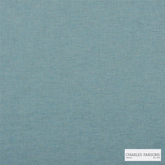 Charles Parsons Interiors - Jake Turquoise | Upholstery Fabric - Fire Retardant, Blue, Uncoated, Plain