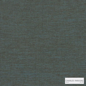Charles Parsons - Platform Turquoise  | Upholstery Fabric - Green, Uncoated, Plain