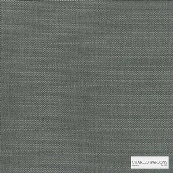 Charles Parsons Interiors - Finsbury Zinc | Curtain Fabric - Fire Retardant, Grey, Uncoated, Plain