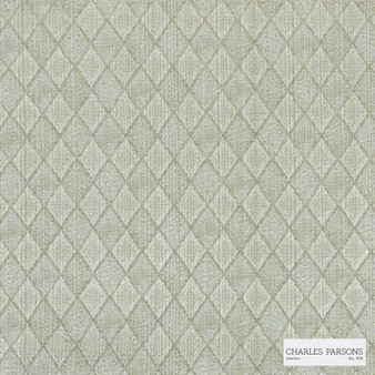 Charles Parsons Interiors - Federation Mocha | Curtain Fabric - Grey, Diamond, Harlequin, Traditional, Uncoated, Geometric