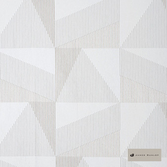 James Dunlop Aspect - Oasis  | Curtain & Curtain lining fabric - Fire Retardant, Wide-Width, Geometric, Whites, Abstract