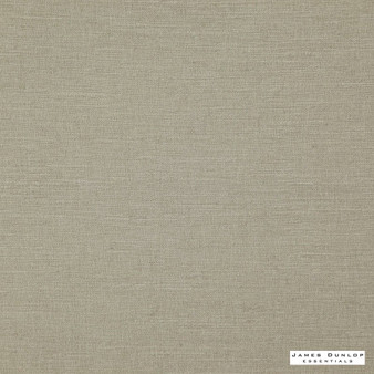 James Dunlop Essentials Provence - Flax  | Curtain & Upholstery fabric - Fire Retardant, Beige, Envirofriendly, Oeko-Tex, Plain, Standard Width