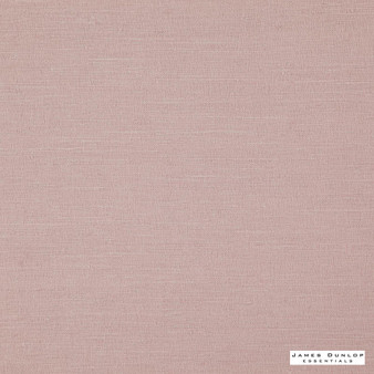 James Dunlop Essentials Provence - Petal  | Curtain & Upholstery fabric - Fire Retardant, Pink, Purple, Envirofriendly, Oeko-Tex, Plain