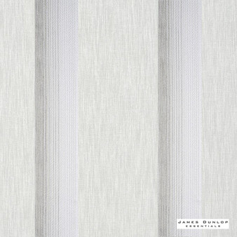 James Dunlop Essentials Emerge* - Cloud  | Curtain & Curtain lining fabric - Stripe, Wide-Width, Whites