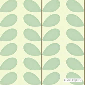 Harlequin Classic Stem 110390  | Wallpaper, Wallcovering - Fire Retardant, Green, Floral, Garden, Botantical