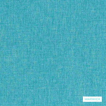 Warwick Beachcomber - Atlantic  | Upholstery Fabric - Blue, Bacteria Resistant, Insect Resistant, Stain Repellent, Water Repellent, Plain