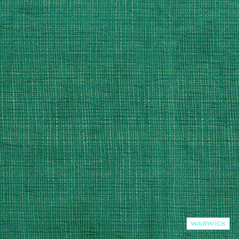 Warwick Flynn - Jungle  | Upholstery Fabric - Green, Australian Made, Bacteria Resistant, Insect Resistant, Stain Repellent, Water Repellent, Plain