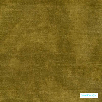 Warwick Lovely - Chartreuse  | Upholstery Fabric - Gold, Yellow, Bacteria Resistant, Insect Resistant, Stain Repellent, Water Repellent, Plain