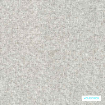 Warwick Meridian - Moonbeam  | Curtain Fabric - Beige, Stripe, Wide-Width, Plain