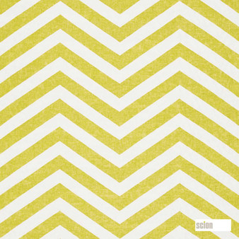 Scion Vector 120481  | Curtain Fabric - Fire Retardant, Gold, Yellow, Stripe, Chevron, Zig Zag, Natural, Natural Fibre, Standard Width