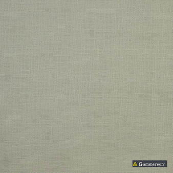 Gummerson - Torquay Ivory Uncoated 137cm  | Curtain Fabric - Fire Retardant, Black, Charcoal, Brown, Uncoated, Plain, Standard Width