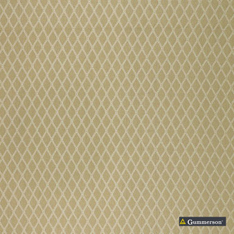 Gummerson - Hampstead Natural Uncoated 280cm  | Curtain Sheer Fabric - Stripe, Geometric, Whites, Standard Width