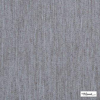 Hoad - Santana Softweave Pewter Room Darkening 150cm  | Curtain & Upholstery fabric - Black, Charcoal, Plain, Standard Width