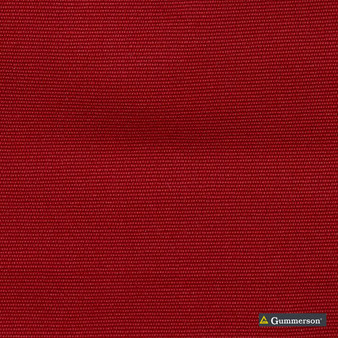 Gummerson - Plain Red Uncoated 140cm  | Curtain & Upholstery fabric - Grey, Plain, Standard Width