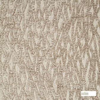 Scion Makoto - 132067  | Upholstery Fabric - Brown, Contemporary, Cushion, Abstract, Organic, Fibre Blend, Standard Width