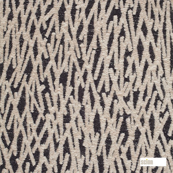 Scion Makoto - 132070  | Upholstery Fabric - Brown, Contemporary, Cushion, Abstract, Organic, Fibre Blend, Standard Width