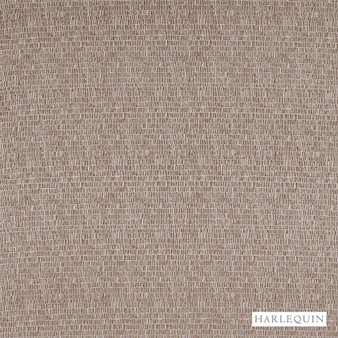 Harlequin Skintilla - 132550  | Curtain & Upholstery fabric - Brown, Cushion, Small Scale, Fibre Blend, Standard Width