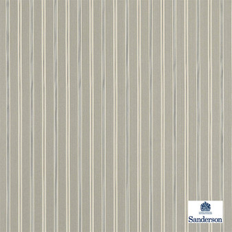 Sanderson Brecon - 232671  | Upholstery Fabric - Tan, Taupe, Stripe, Cushion, Fibre Blend, Standard Width
