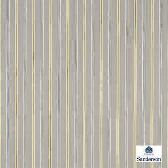 Sanderson Brecon - 232669  | Upholstery Fabric - Brown, Stripe, Cushion, Fibre Blend, Standard Width